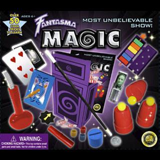 Unbelievable Magic Show