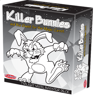 Killer Bunnies Quest - Twilight White Booster Deck