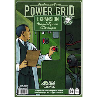 Power Grid Expansion Brazil, Spain and Portugal