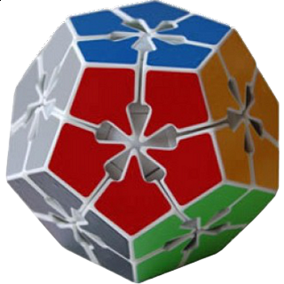 Flowerminx with White Body - Meffert's