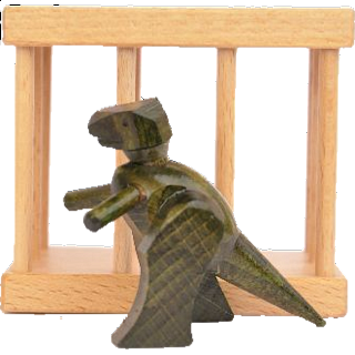 Dragon in a Cage