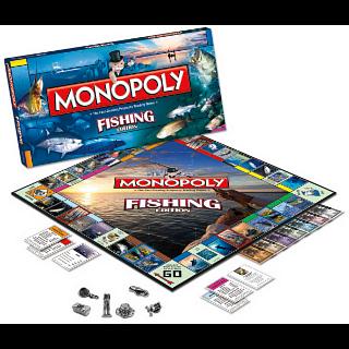 Monopoly: Fishing Edition