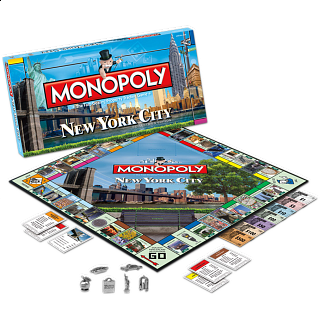 Monopoly: New York City Collector's Edition