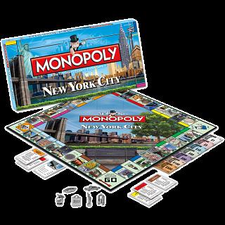 Monopoly: New York City