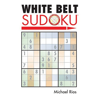 White Belt Sudoku Level 1 - book