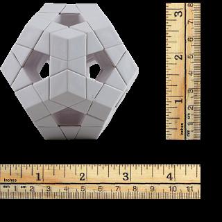 DIY 12 Color PET Labels Holey Megamix - white body