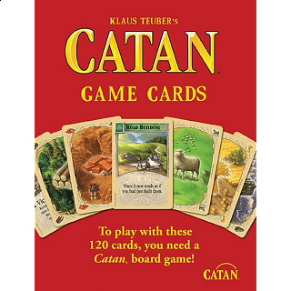 Catan: Game Cards