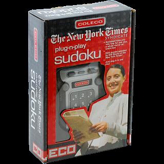 The New York Times: Plug-n-Play Sudoku