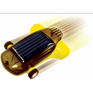 Solar Kit - Racing Car