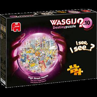 Wasgij Destiny #10: High Street Hassle