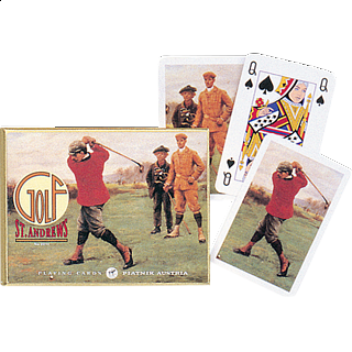 St. Andrews Golf Playing Cards