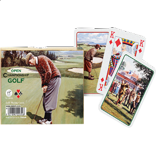 Open Championship Golf Playing Cards