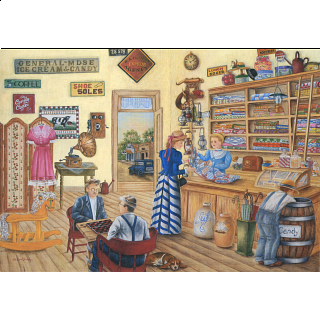 A Visit to the General Store
