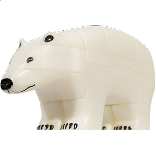 Puzzle Solution for Anipuzzle - Nanook - Polar Bear