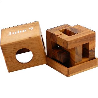 Puzzle Solution for Juha Cube 9