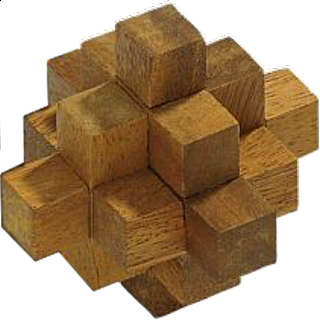 Puzzle Solution for Star Cube- Philos
