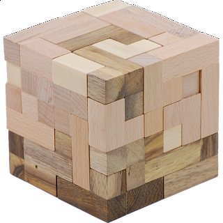 Puzzle Solution for Andrew's Cubes