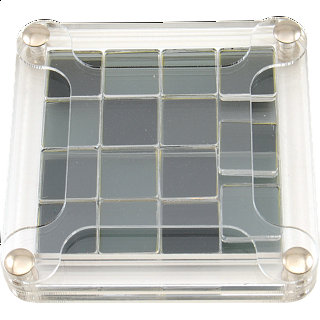 Svetnashki - Large - 4x4 -Double Layer Optical  - Transparent