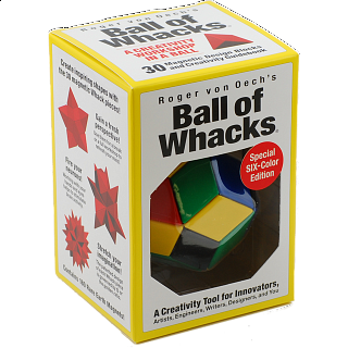 Ball of Whacks - 6 Color