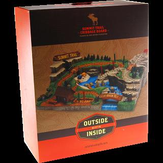 Cribbage Board - Summit Trail