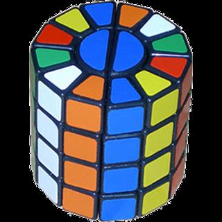 Super Square - 1- Column - Black Body
