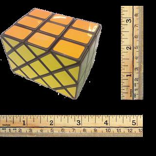 Long Case Cube - Black Body