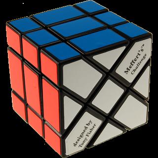 Fisher's Cube - Black Body