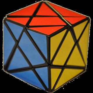Axis Cube - Black Body