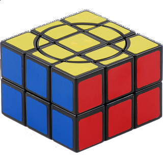 Crazy 2x3x3 - Black Body