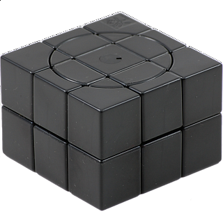Crazy 2x3x3 - DIY - Black Body
