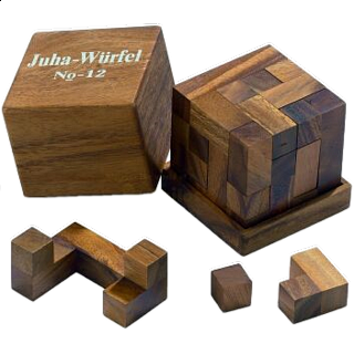 Puzzle Solution for Juha Cube 12