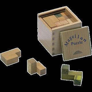 Puzzle Solution for Magellan Puzzle