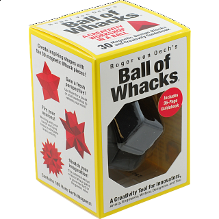 Ball of Whacks - Black