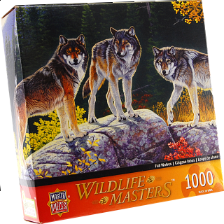 Wildlife Masters - Fall Wolves