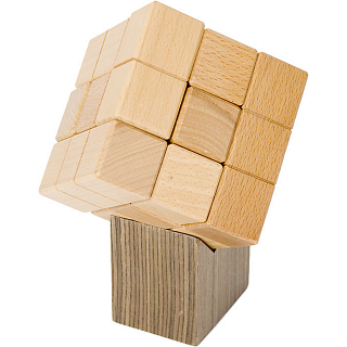 Puzzle Solution for Magna Cube - Large