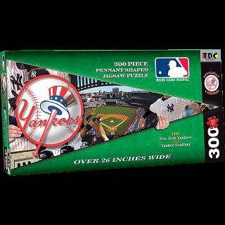New York Yankees MLB Pennant Shape