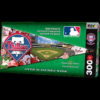 Philadelphia Phillies MLB Pennant Shape