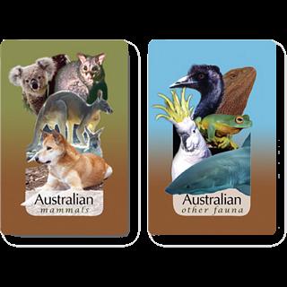 Playing Cards - Australian Wildlife Trivia