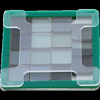 Svetnashki - Large - 4x4 - Optical Puzzle - Green