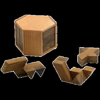 Puzzle Solution for Prisgon