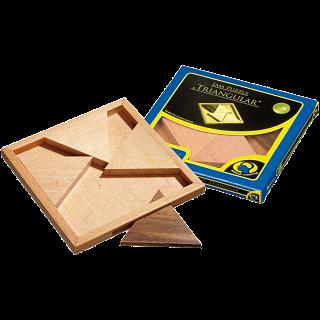 Puzzle Solution for Jam Puzzle - Triangular