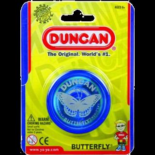 Butterfly Yo-Yo - Blue