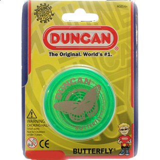 Butterfly Yo-Yo - Green