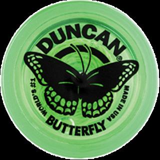 Butterfly Yo-Yo - Green