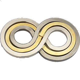 Puzzle Solution for Trinity Infinity Metal Puzzle