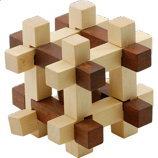 Puzzle Solution for Kugel Im Kafig
