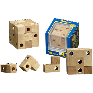 Puzzle Solution for Vista Cube