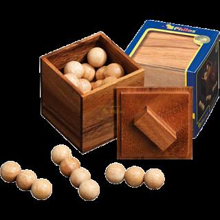 Puzzle Solution for Dango Box