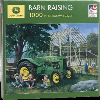 John Deere - Barn Raising