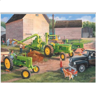 John Deere - Shelling Days